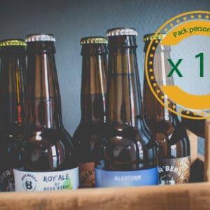 Pack 12 bières (33cl)