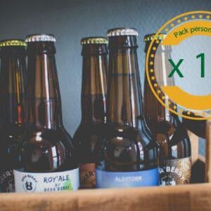 Pack 18 bières (33cl)